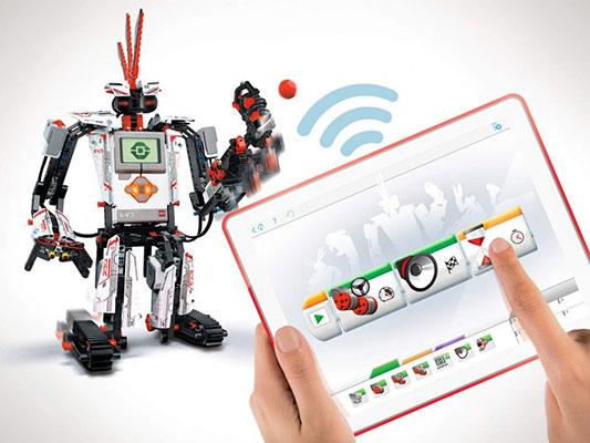 lập trình robot cho trẻ em