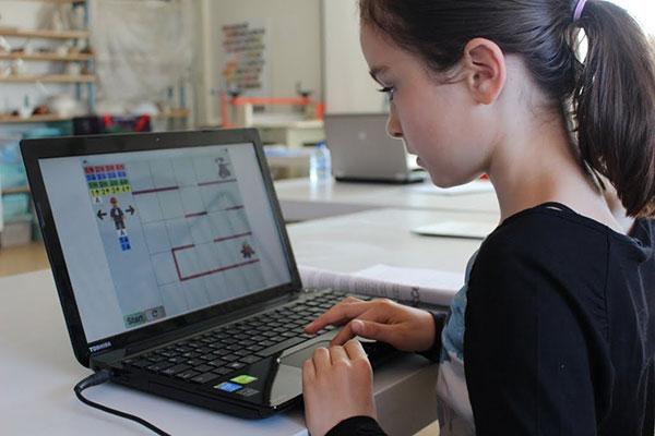 ngôn ngữ lập trình cho trẻ em
