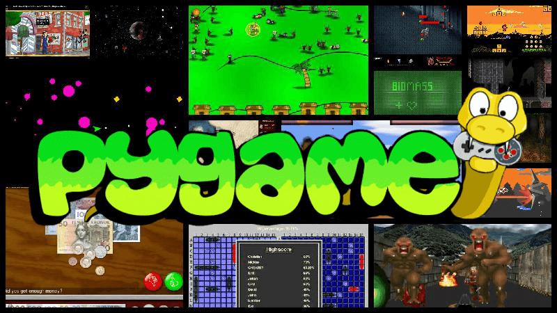 Lập trình game với Pygame là gì?