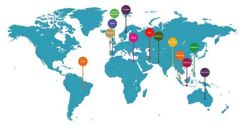 Lập trình viên có thể làm việc ở mọi quốc gia