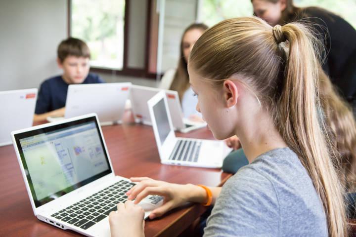 Rèn luyện tư duy lập trình cho trẻ - 2