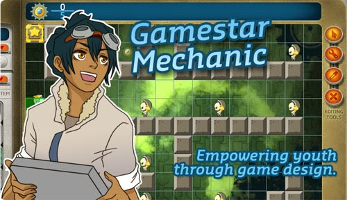 Ứng dụng học lập trình online cho trẻ - Gamestar Mechanic