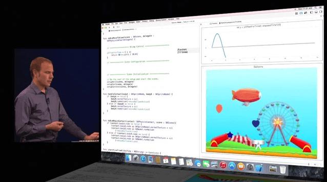 Phần mềm lập trình Swift