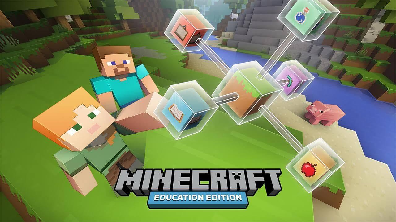 khóa dạy lập trình Minecraft cho trẻ