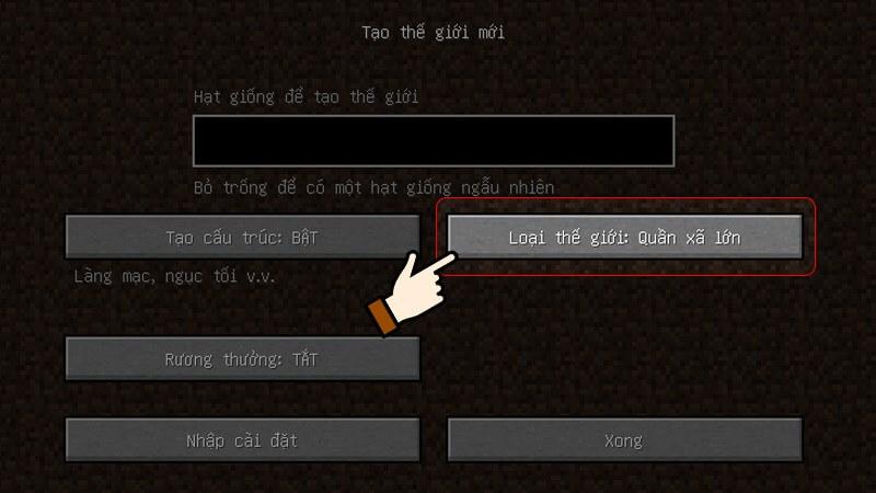 Hướng dẫn lập trình Minecraft bước 5